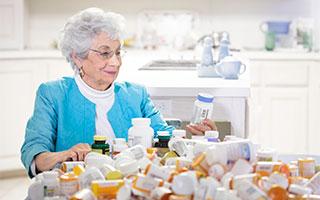 Entsorgung von Altmedikamenten